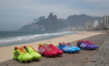 Music Supervision: adidas Football 'Samba Collection'