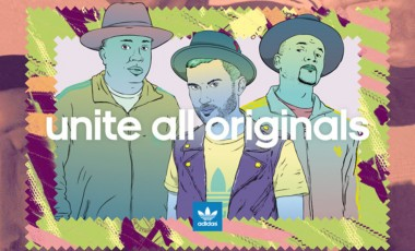 Music Supervision: adidas 'Unite All Originals'