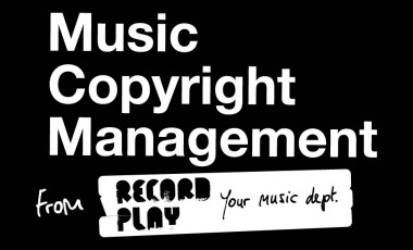 New Service: Music Copyright Control