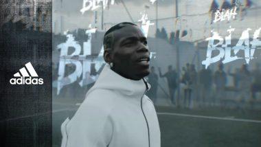 Music Supervision: BLAH BLAH BLAH (adidas Football)
