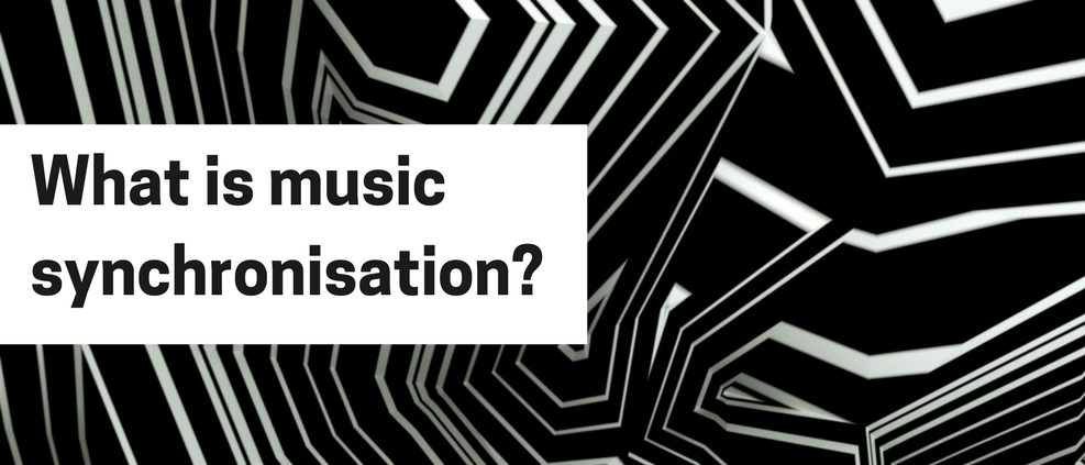 What is music synchronisation